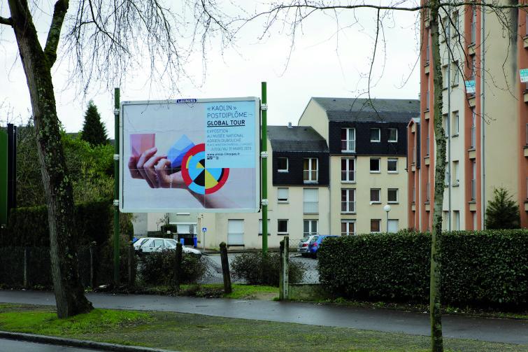 Uli-Meisenheimer-Limoges-affiche-GlobalTour-insitu