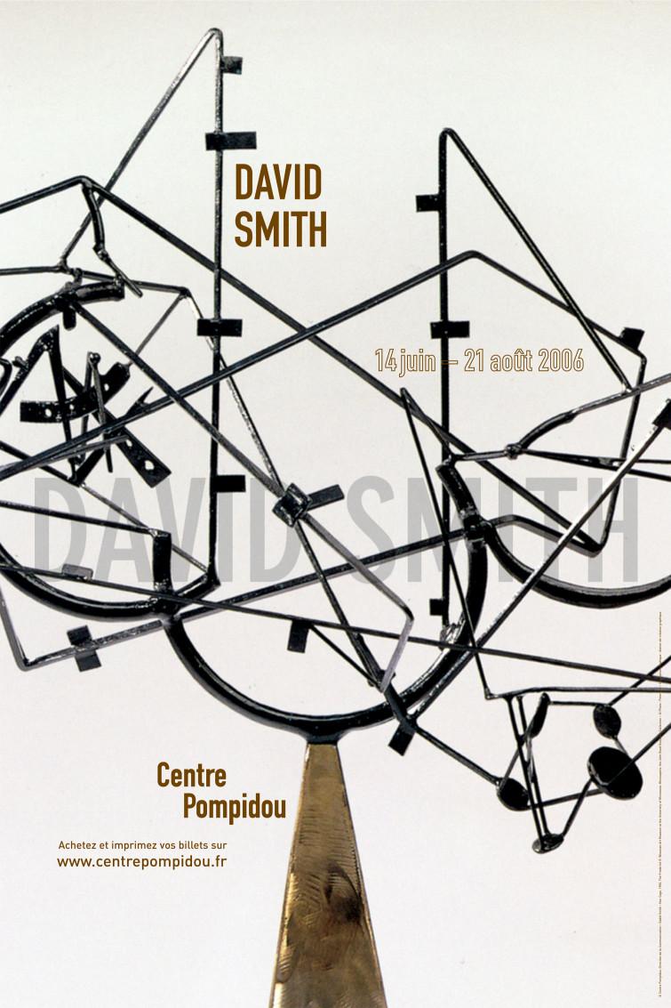 Uli-Meisenheimer-Centre-Pompidou-affiche-Smith