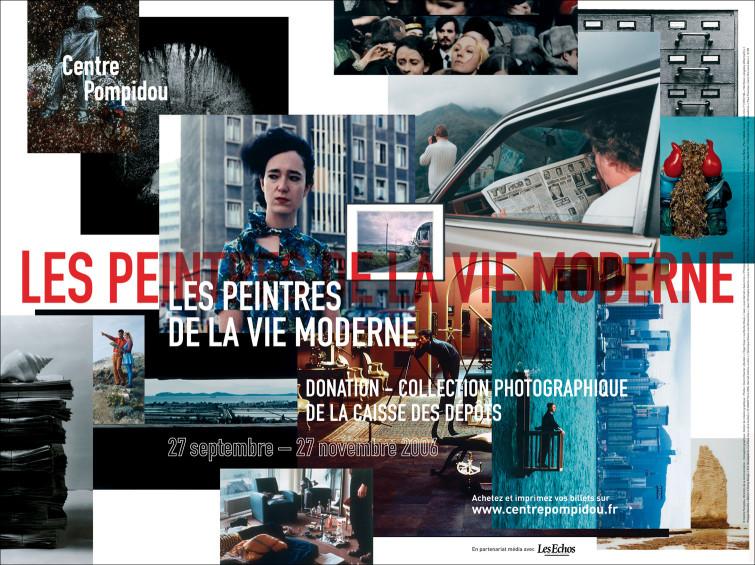 Uli-Meisenheimer-Centre-Pompidou-affiche-viemoderne